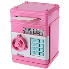 Kids Mini Electronic Money Bank Coin Cash Saving Box