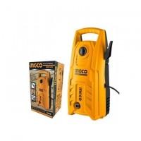 Ingco HPWR14008 High Pressure Washer - 1400 Watts - 130 Bar