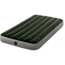 Downy Airbed with Built-In Foot Pump