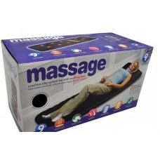 Full Body Massage Mat With 9 Motor Heats